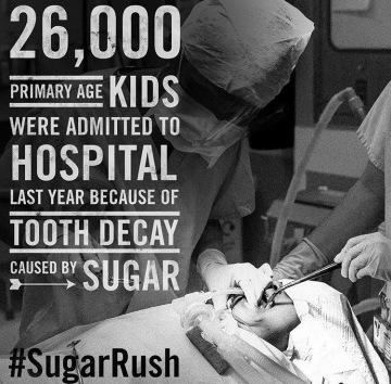 Jamie Oliver Sugar Rush